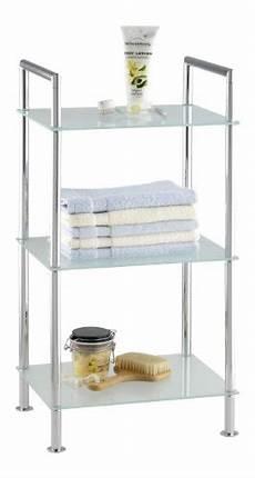 scaffale vetro wenko 17777100 scaffale per il bagno style 3 ripiani in