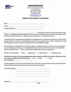Notice To Vacate Apartment Templates Notice To Vacate Apartment Letter Template Collection