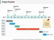 Examples Of Timeline Project Timeline Ppt Inspiration Example Powerpoint