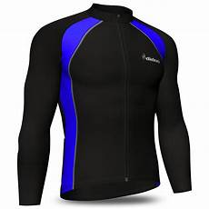 didoo mens sleeve cycling jersey thermal jacket