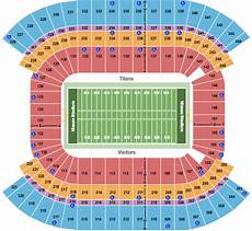 Titans Stadium Seating Chart Nissan Stadium Seating Chart Rows Seat Numbers And Club