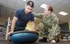 Navy Physical Therapist Huntsville Woman Helps Service Members Veterans Recover