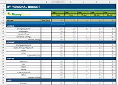 Yearly Expenses Spreadsheet Free Monthly Budget Spreadsheet Money Goody