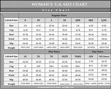 And Size Chart Escant 233 Size Chart