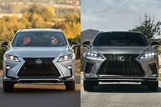 2020 lexus rx 350 vs 2019 2019 vs 2020 lexus rx s the difference autotrader