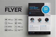 Corporate Flyer Designs Corporate Flyer 03 Flyer Templates Creative Market