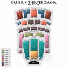 Orpheum Theater Seating Chart Omaha Ne Orpheum Theatre Omaha Tickets Orpheum Theatre Omaha