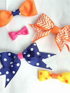 Design Your Own Ribbon Diy Ribbon Hair Bows Styled By Jess