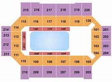 World Arena Detailed Seating Chart Broadmoor World Arena Seating Chart Colorado Springs
