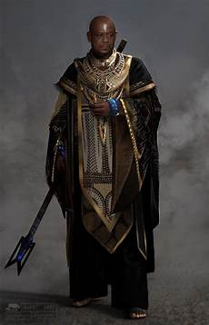 Costume Designer For Black Panther Movie Black Panther Costume Concept Art By Phillip Boutte Jr