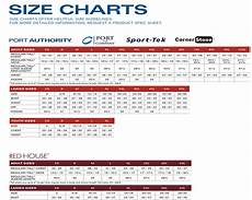 Connected Apparel Size Chart Size Chart