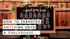 Cricut Wedding Seating Chart How To Make A Wedding Seating Chart Easy Chalkboard