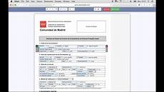 Make An Online List How To Create An Online Form From A Word Document Youtube