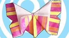 Fold Butterfly Origami Napkin Fold Butterfly Tutorial Youtube