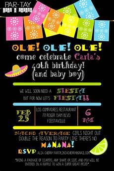 Free Invite Free Editable Fiesta Invitation Party Like A Cherry