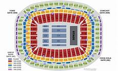 Shorts Stadium Seating Chart Reliant Stadium Seating Chart