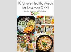 10 Simple Healthy Kid Approved Meals from Costco for Less