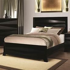 black wood eastern king size bed a sofa furniture