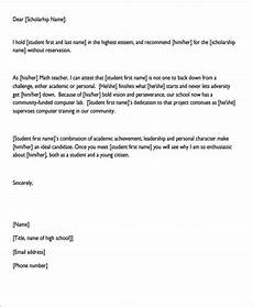 Reference Letter From College Free 5 Sample College Reference Letter Templates In Pdf