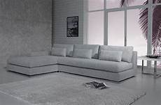 Gray Sectional Sofa 3d Image by Ashfield Modern Light Grey Fabric Sectional Sofa