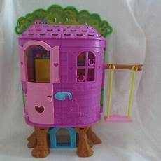 new club chelsea doll tree house treehouse w slide