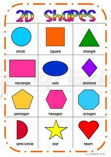 Shape Chart For Toddlers 5 Best Images Of Printable Shapes Chart Preschool Shapes