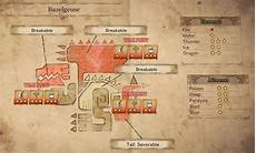 Mhw Weakness Chart Monster Hunter World Powercharm Amp Armorcharm Guide