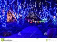 Meadowlark Park Lights Virginia Holiday Festival Walk Of Lights Royalty Free