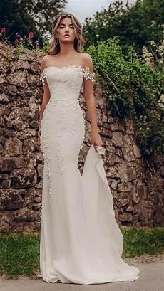 strapless sleeveless wedding dress simple white satin