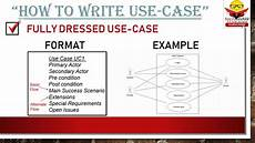 How To Use Keywords How To Write Use Case Youtube