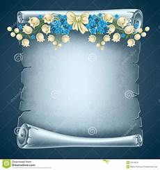 formal invitation background designs scroll paper royalty free stock photo image 34018255
