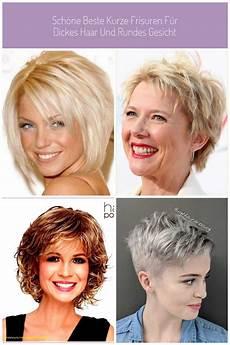 haarschnitt dickes haar rundes gesicht schne beste kurze frisuren fr dickes haar und rundes