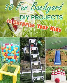 diy projects fun 10 backyard diy projects to your