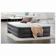intex premaire elevated air bed 623213 air beds