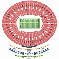 Rose Bowl Soccer Seating Chart Rose Bowl Seating Chart Rows Seat Numbers And Club Seat