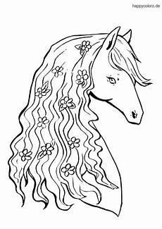 Malvorlage Pferd Gratis Pferde Zum Ausmalen Und Ausdrucken Kostenlos Kinder