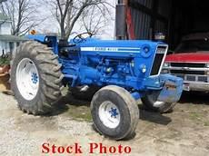 1977 Ford 7600 Tractor Http Www Heavyequipmentregistry
