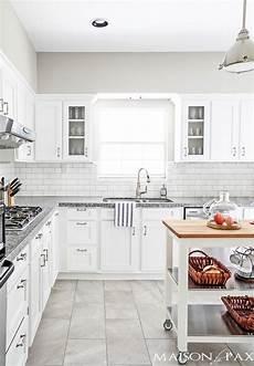 White Kitchen Cabinets Light Floor Source List For Classic White Kitchen Maison De Pax