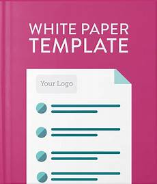 Product White Paper Template White Paper Template Hatchbuck