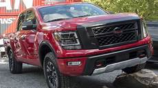 Nissan Titan 2020 by 2020 Nissan Titan Reved Inside And Out Roadshow
