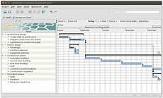 Using Gantt Chart For Project Management Ganttproject Free Desktop Project Management Software