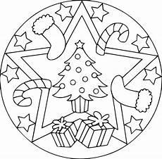 Weihnachts Ausmalbilder Drucken Weihnachts Mandalas Zum Ausdrucken Kostenlos