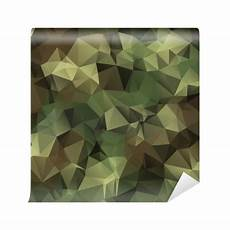 abstract vector camouflage background wall mural
