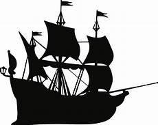 silhouette clipart ship silhouette ship transparent free