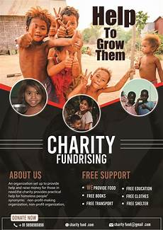 Charity Event Flyer Templates Free Charity Flyer Free Psd Freedownloadpsd Com