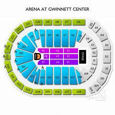 Arena At Gwinnett Center Seating Chart Infinite Energy Arena Tickets Vivid Seats