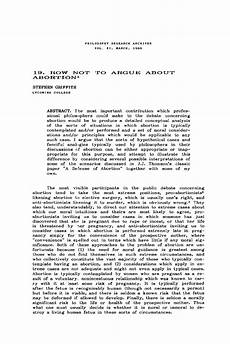 Persuasive Essay For Abortion Essay Against Abortion The Abortion Essay Example You Can