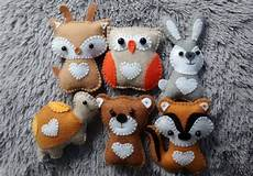 17 best images about felt forest animals on