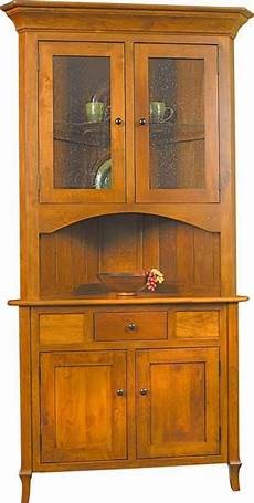 79 best images about amish hutches display cabinets on