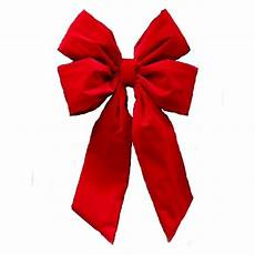 Holiday Ribbon Home Accents Holiday 24 In X 36 In Commercial Red Velvet